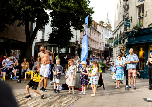 Norwich for families